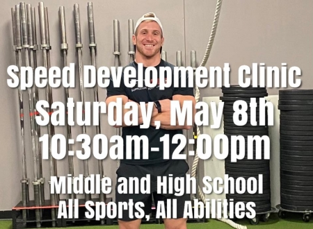 Speed Development Clinic